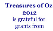 Treasures of Oz Grants
