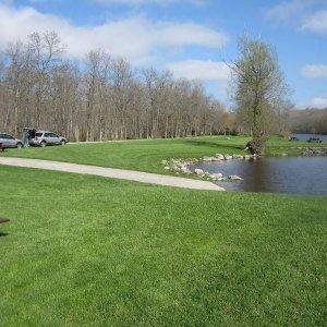 M-8 Canoe Route Waubedonia Park
